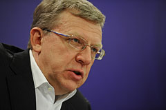 Кудрин призвал отказаться от бивалютного коридора до 2015 года