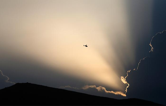 Пропавший в Туве вертолет будут искать в Красноярском крае