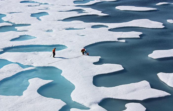 Россия весной подаст заявку в ООН по расширению границ в Арктике