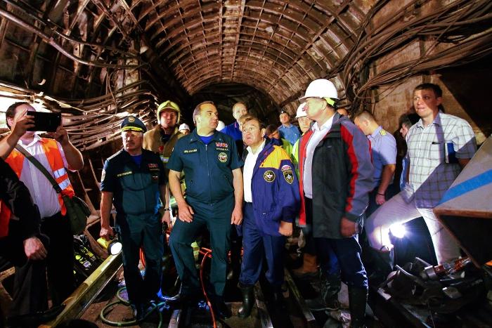 Эксперты МГУПС назвали причину июльской аварии в метро