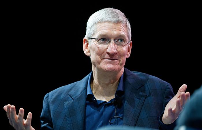 Глава apple тим кук презнался что он гей