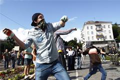 СКР возбудил дело о нападении на посольство России в Киеве