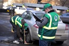 Депутаты предложили извещать автовладельцев об эвакуации машины по SMS