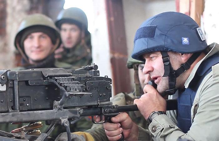 В ДНР объяснили происхождение кадров со стреляющим из пулемета Пореченковым