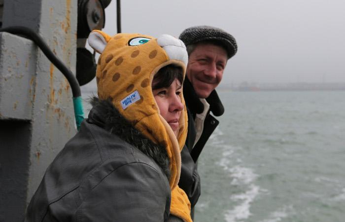 Студенты могут поехать на строительство моста через Керченский пролив