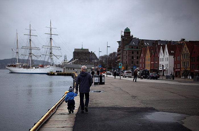 Норвежские власти вернули отобранного у российской семьи ребенка