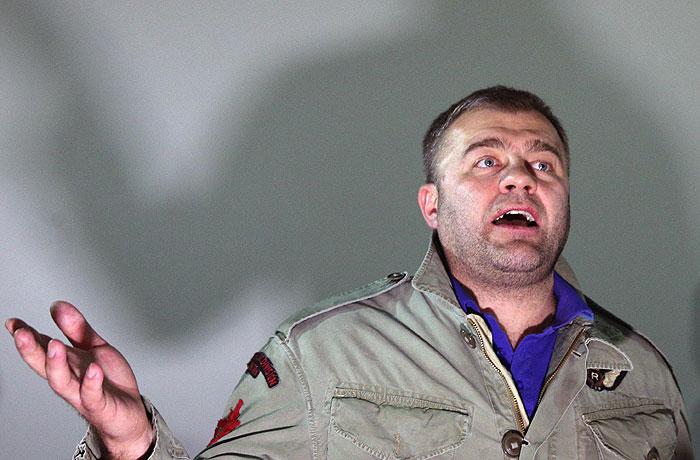 Латвия запретила въезд Пореченкову после стрельбы в аэропорту Донецка