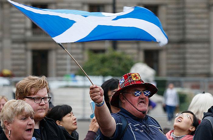 Шотландцы передумали насчет независимости через полтора месяца после референдума