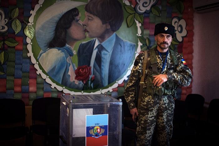 В самопровозглашенных республиках Донбасса начались выборы