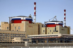 Отключение энергоблоков Ростовской АЭС нарушило электроснабжение Северного Кавказа