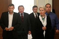 Власти Украины обвинили Россию в саботаже Минских соглашений по Донбассу