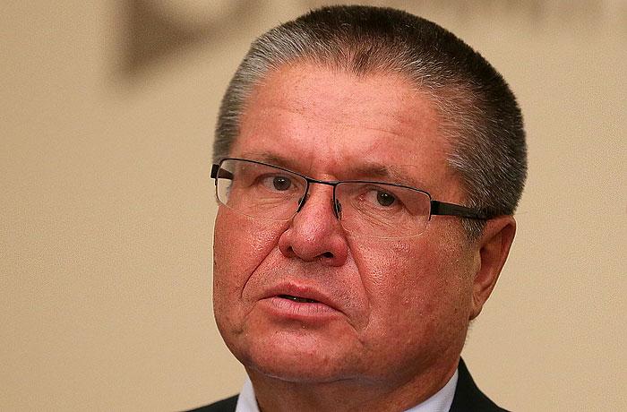 "Улюкаев назвал курс рубля ""сильным мотиватором напряженности"""