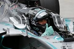 Росберг выиграл Гран-при Бразилии