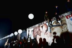 В Берлине прошли торжества в связи с 25-летием падения стены