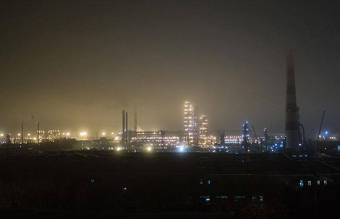МЧС назвало причину появления неприятного запаха в Москве