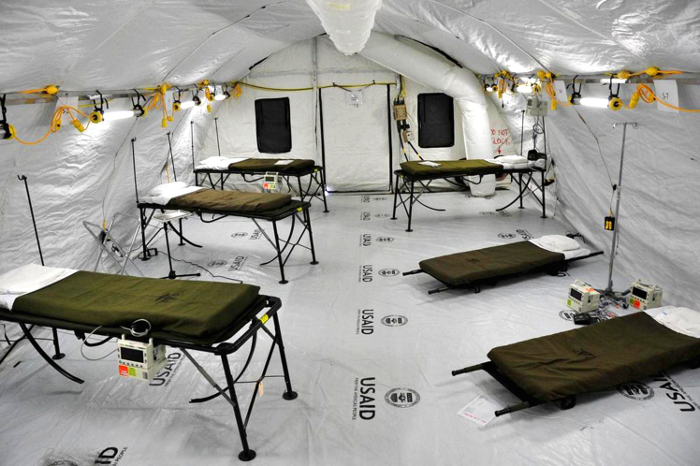 Число жертв Эболы превысило пять тысяч человек