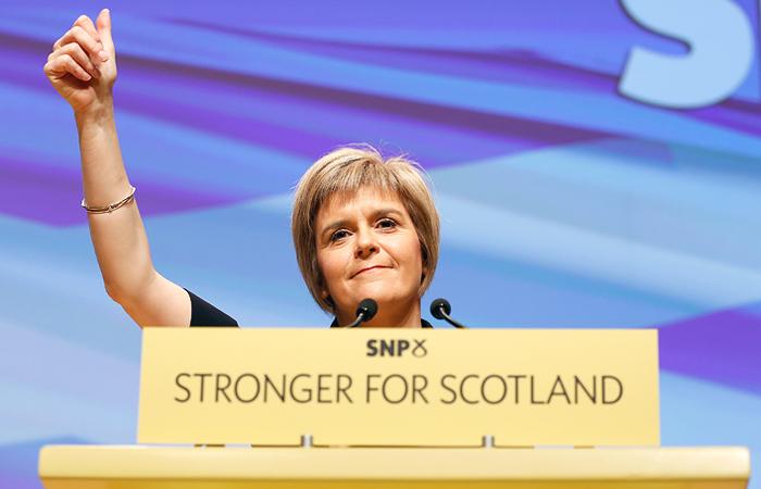 Никола Стерджен станет новым главой правительства Шотландии