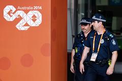 В Брисбене подготовили к саммиту G20 запрет на хлысты и яйца