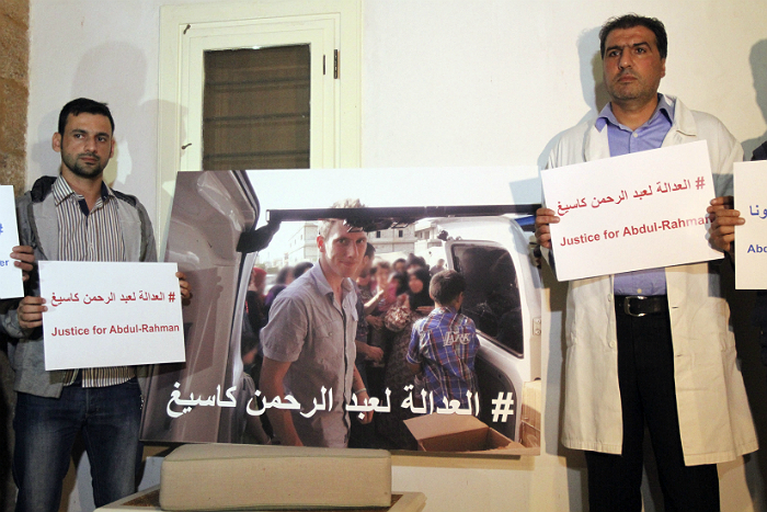 "Боевики ""Исламского государства"" казнили еще одного американца"