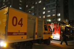 В Москве возбуждено уголовное дело в связи с серией пожаров