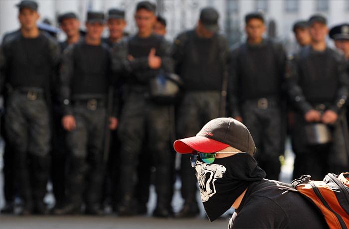 """Верховный суд России признал """"Правый сектор"""" экстремистской организацией"""
