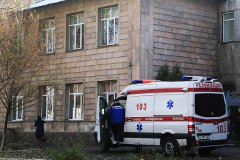 Преподавателя колледжа в Алма-Ате задержали после взрыва гранаты на уроке