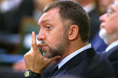 "Олег Дерипаска ушел с поста CEO ""РусАла"""