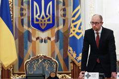 Яценюк призвал Москву провести переговоры по деэскалации конфликта на востоке Украины