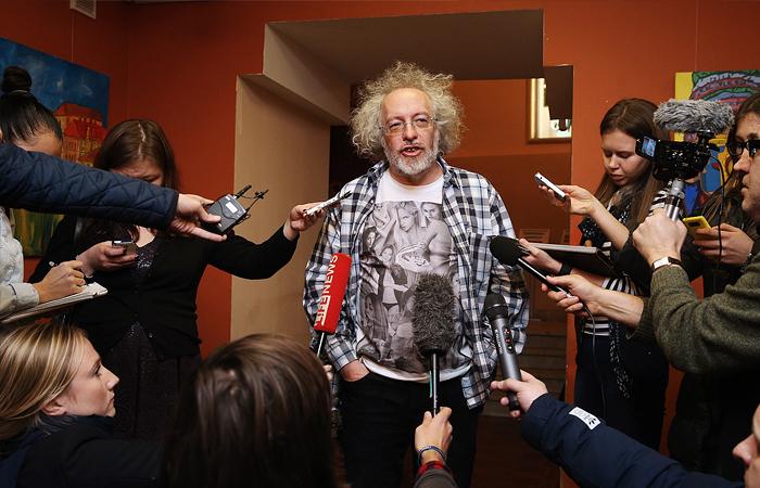 """Лесин и Венедиктов разрешили конфликт вокруг """"Эха Москвы"""""""