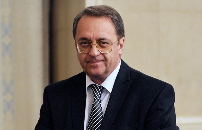 Михаил Богданов: Москва будет продолжать ВТС с Дамаском и Багдадом