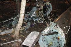 СКР назвал возможные причины крушения вертолета в Нижегородской области