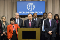 Генсек ООН предсказал победу над Эболой к середине 2015 года