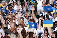 Украина вынесет вопрос о вступлении в НАТО на референдум