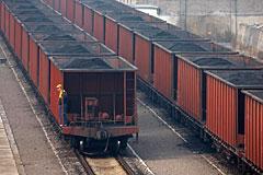 Россия приостановила поставки на Украину энергетических марок угля
