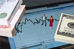 Инвесторы заработали на девальвации