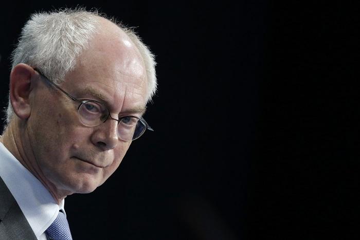 Херман ван Ромпей предложил Украине стать федерацией