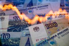 Слабый рубль и дорогая гречка разогнали инфляцию до 8,8%