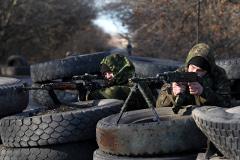 Патруль ОБСЕ попал под обстрел в Донецкой области