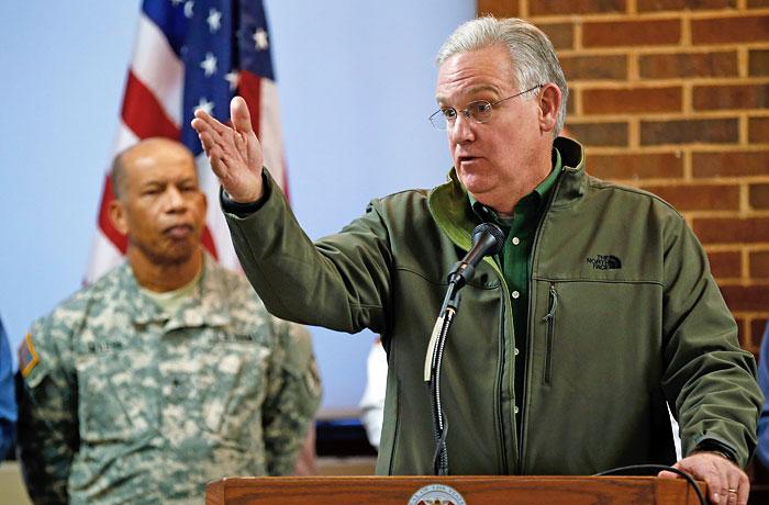 Губернатор Миссури отверг просьбы о повторном суде над убийцей Майкла Брауна