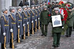 В Москве похоронили Виктора Тихонова