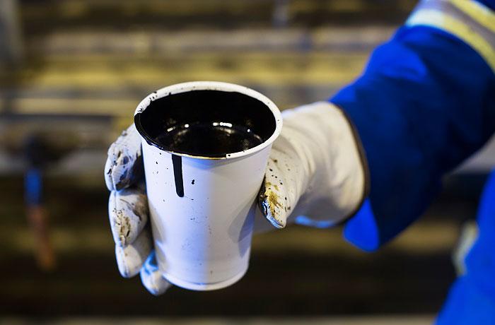 Нефть Brent опустилась до $76,47 перед заседанием ОПЕК