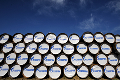 """Экспорт """"Газпрома"""" в ноябре упал на 26%"""