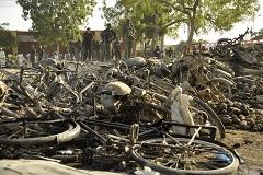 Число жертв теракта в Нигерии выросло до 120 человек