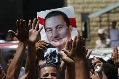 Мубарака оправдали по делу об убийстве демонстрантов