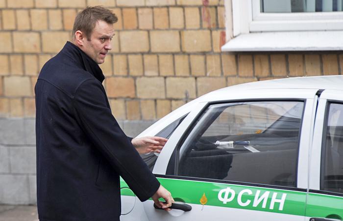 Суд вернул ФСИН материалы о нарушении Навальным домашнего ареста