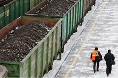 Россия возобновила поставки угля на Украину