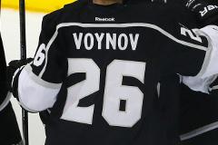 """НХЛ оштрафовала """"Лос-Анджелес"""" на $100 тыс. за участие Войнова в тренировке"""