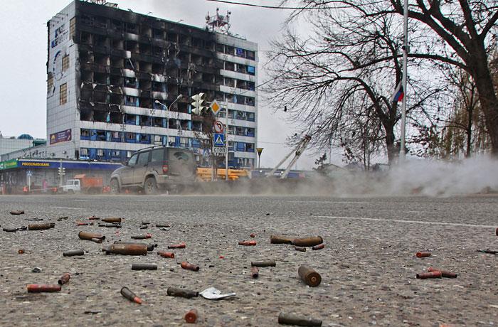 Кадыров объявил о завершении спецоперации в Грозном