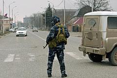 НАК отчитался об уничтожении в Грозном десяти боевиков