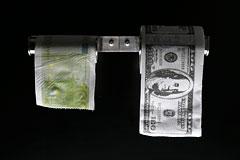 Путин попросил ЦБ о жестких действиях на валютном рынке